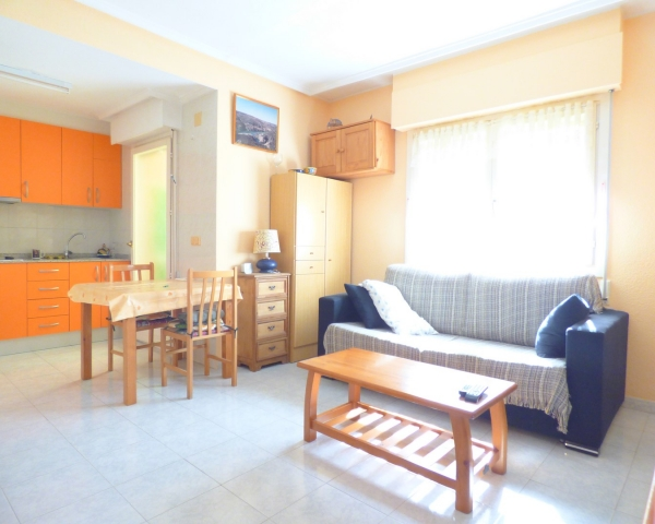 Studio apartment - Sale - Torrevieja - Centro