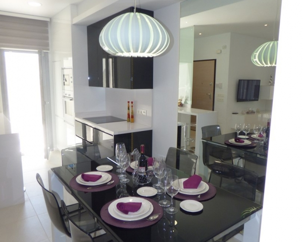 Townhouse - New Build - Torrevieja - Baños de Europa