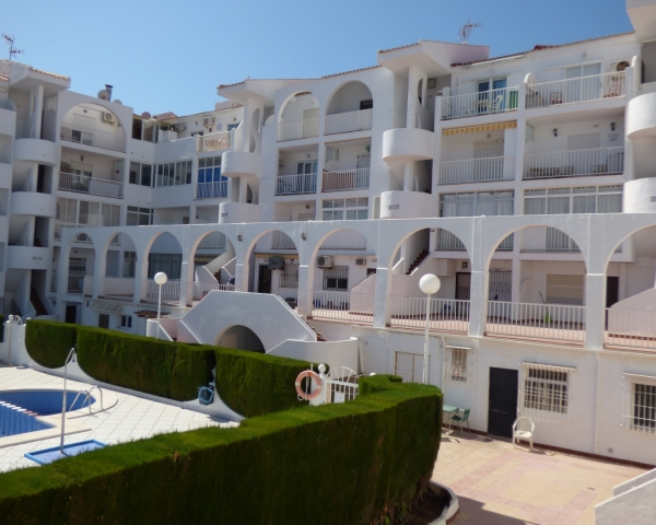 Apartment - Short time rental - Torrevieja - La Mata Beach