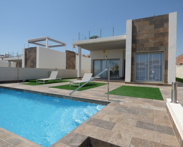 Villa - New Build - Orihuela costa - La Zenia Beach