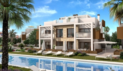 Townhouse - New Build - Torrevieja - Los Balcones Urbanization