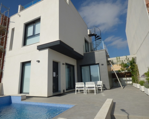 Villa - New Build - Orihuela costa - Pau26
