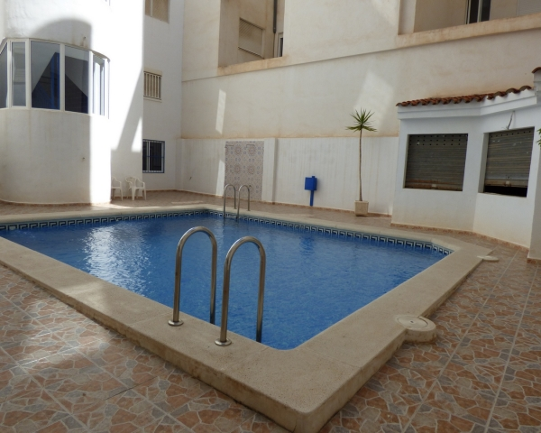 Studio apartment - Short time rental - Torrevieja - Playa del Cura