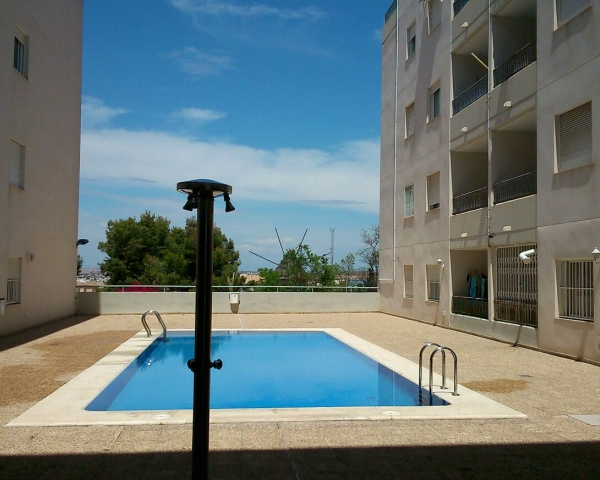 Penthouse - Short time rental - Torrevieja - Centro