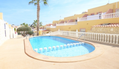 Townhouse - Short time rental - Orihuela costa - Residence Las Filipinas
