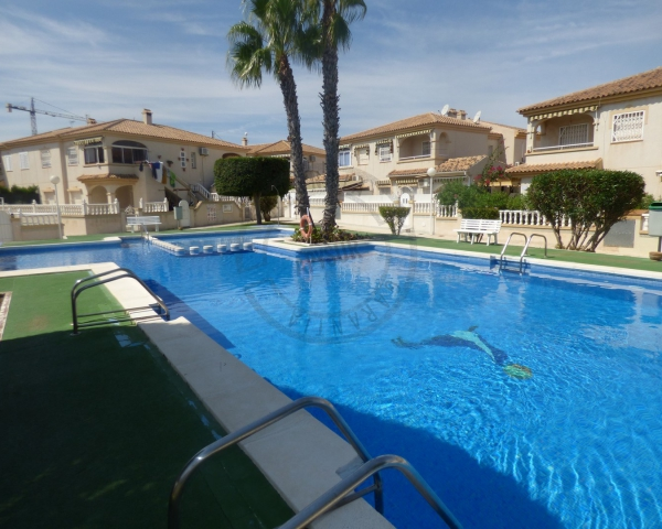 Townhouse - Short time rental - Torrevieja - Torrelamata