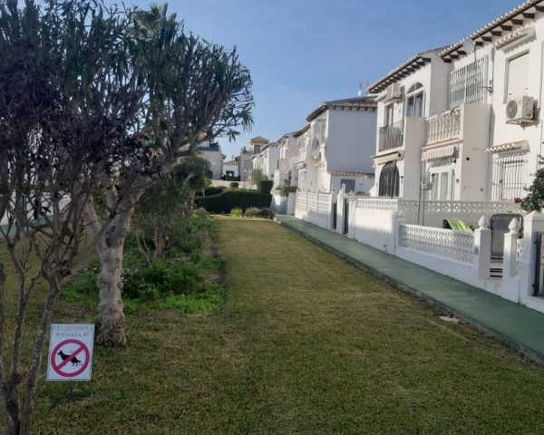 Townhouse - Long time Rental - Torrevieja - Lago Jardín II Urbanization